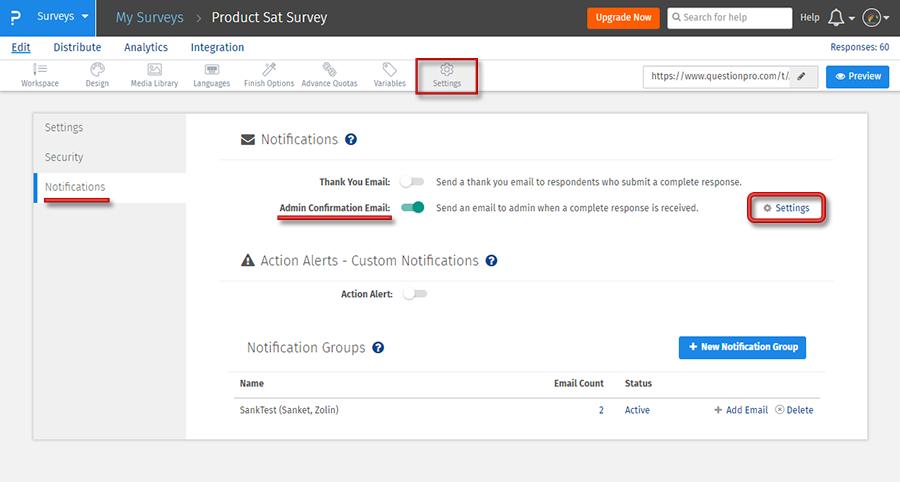 Survey Software Help Image