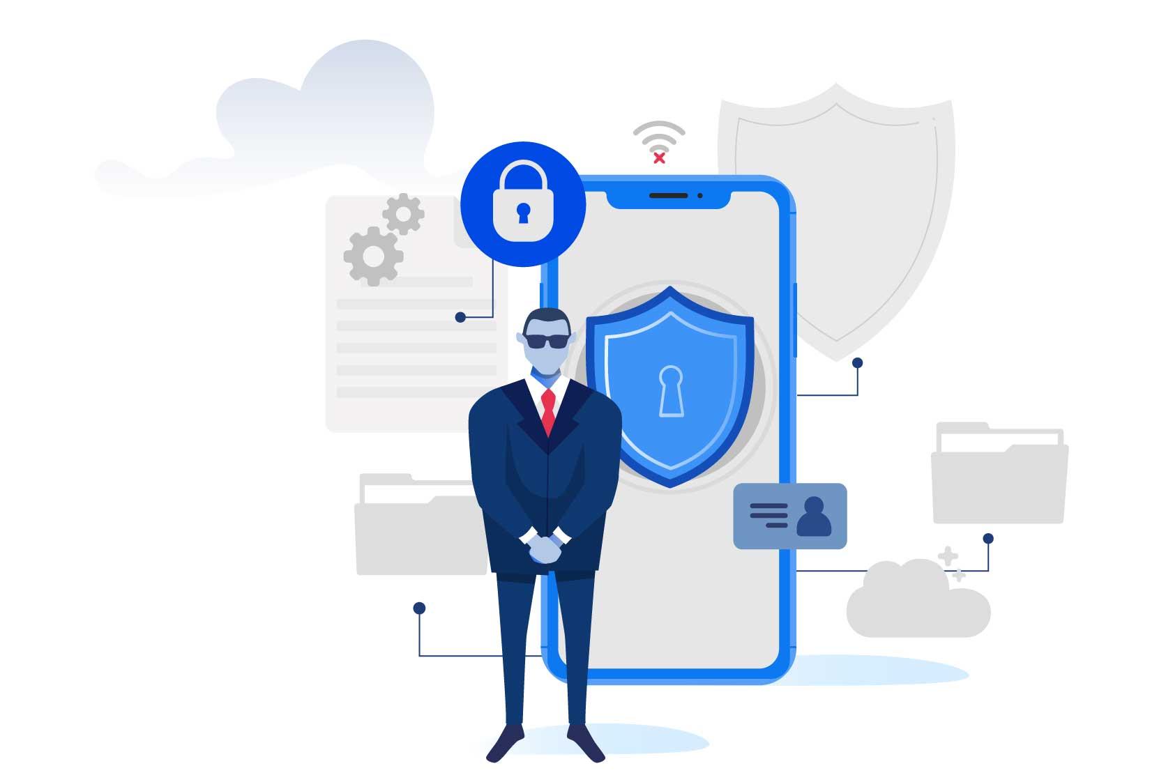 Offline-survey-response-security
