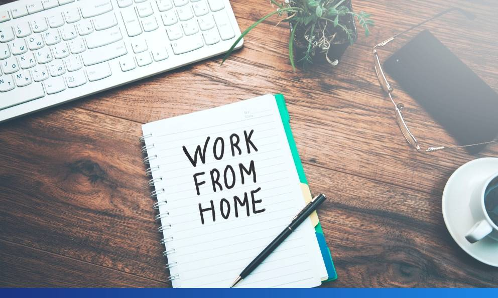 Work from home efficiency survey