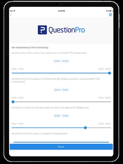 Build Surveys in Minutes