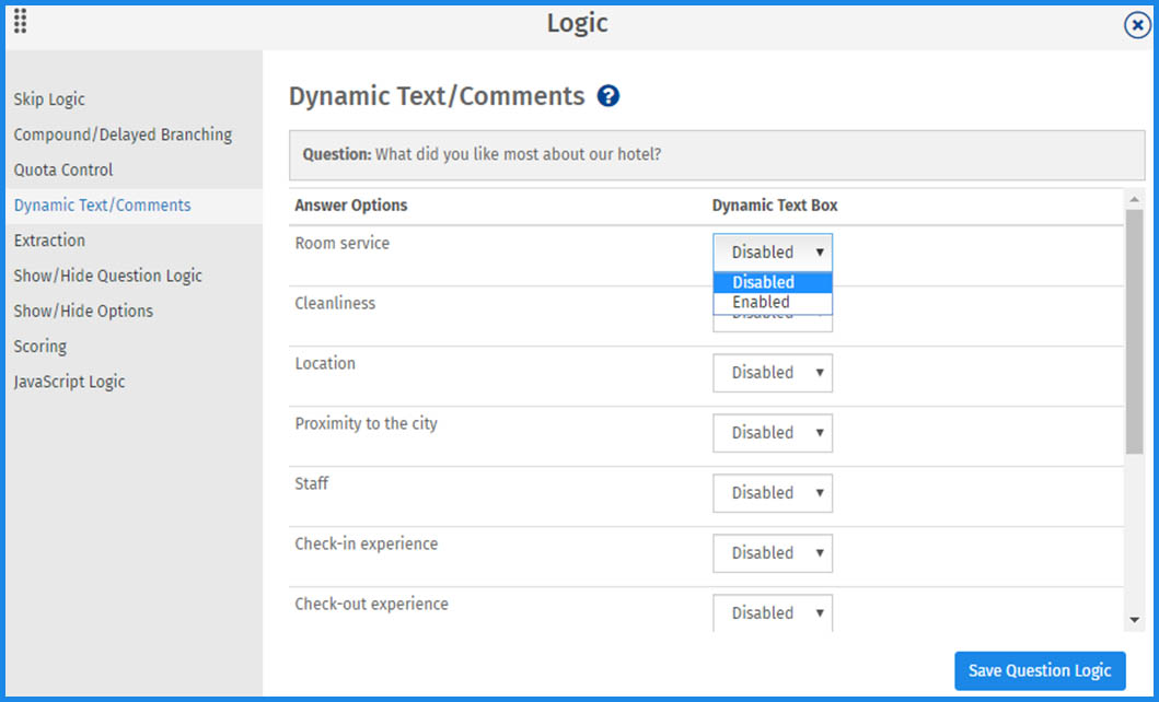 Dynamic-Comments