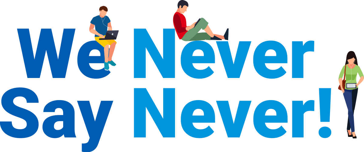 never-say